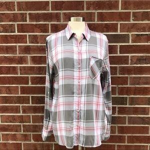 Women's Woolrich Plead shirt